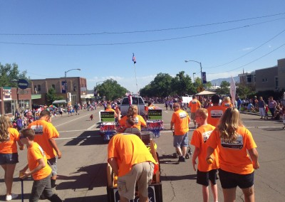 Tooele City Parade